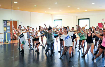 Stage M.D.A. e Jesolo Dance Festival