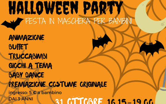 Halloween Party in Maschera!