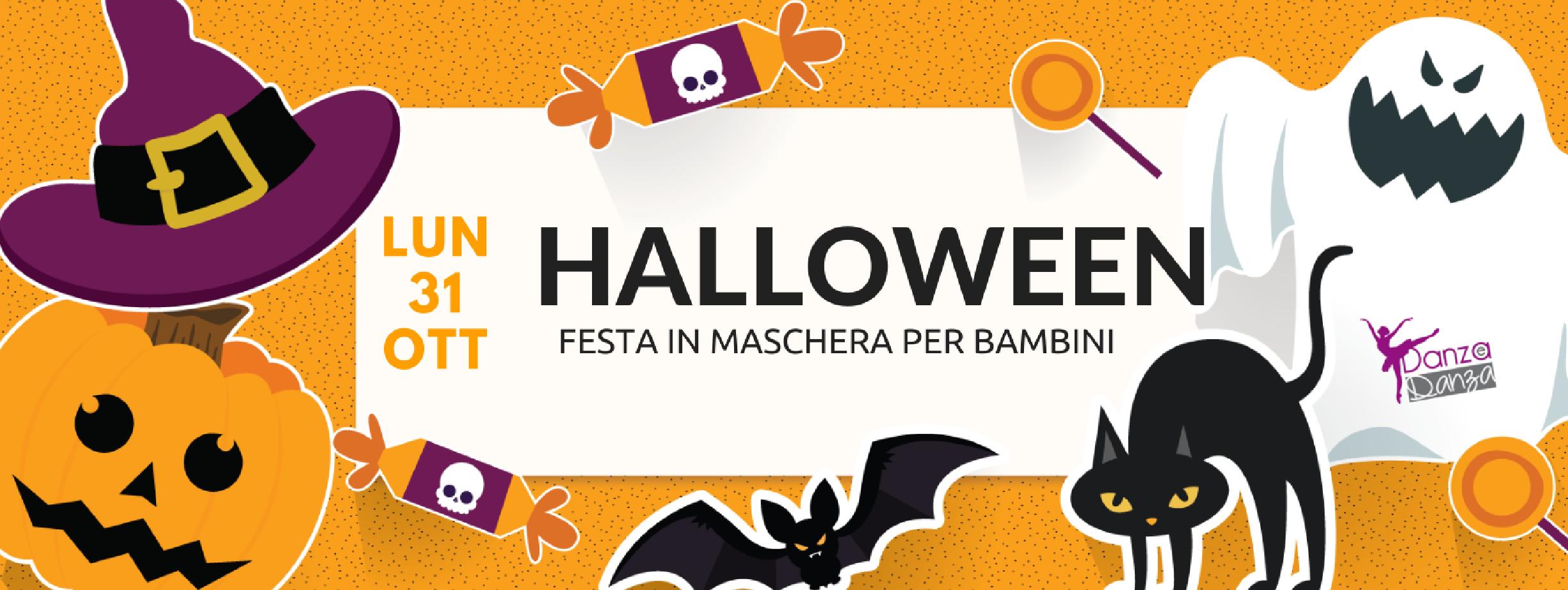 Festa di Halloween per bambini a Camisano Vicentino!