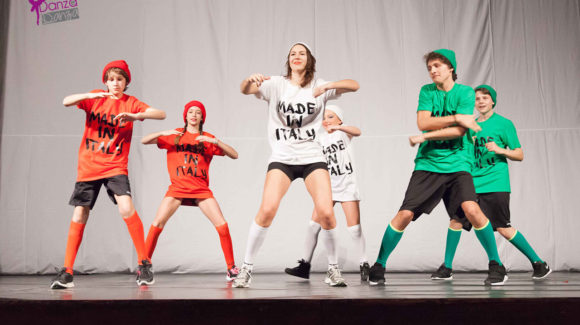 "Video ""Viva l'Italia"" – coreografia Hip Hop Senior"
