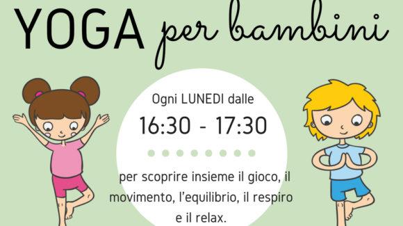 Corso di Yoga per bambini a Camisano Vicentino
