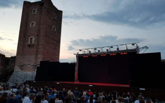"""Danza e Danza alla Rassegna """"Castello di Romeo"""""""