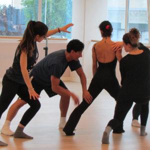 Video Stage danza moderna con M°Alex Atzewi