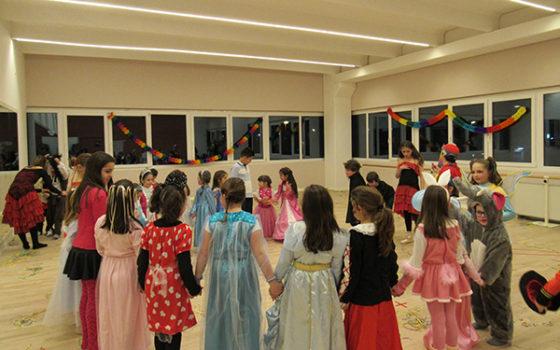 Festa di Carnevale 2017 a Camisano Vicentino