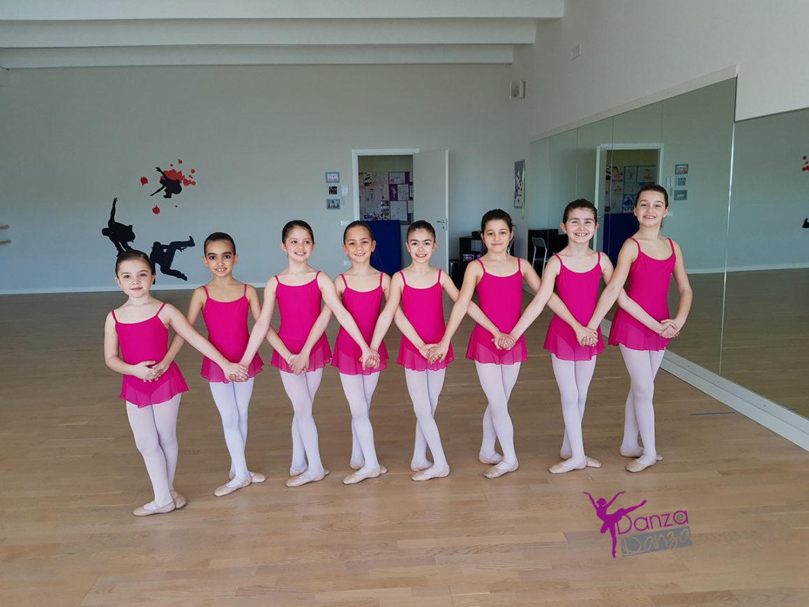 L'importanza della divisa nella lezione di danza