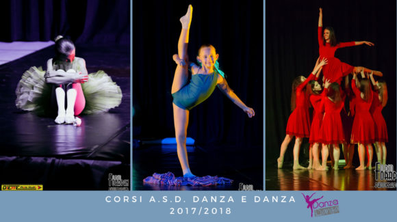 Corsi di Danza da Settembre 2017 a Camisano Vicentino